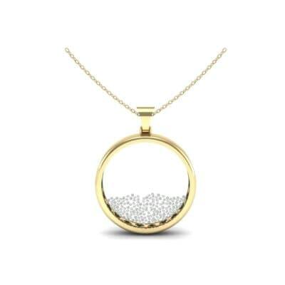 Looking Glass Diamond Pendant (1.8 Carat)