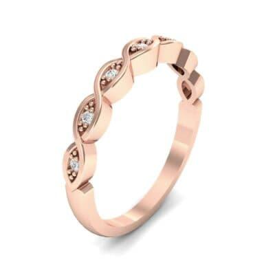 Marquise Diamond Ring (0.09 Carat)
