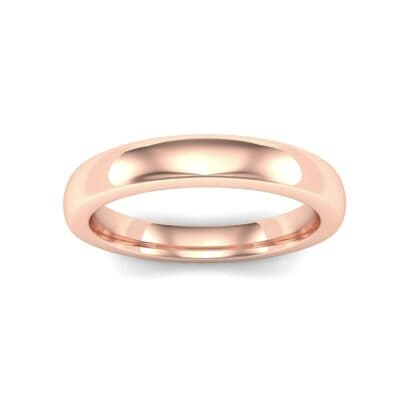 Classic Domed Wedding Ring