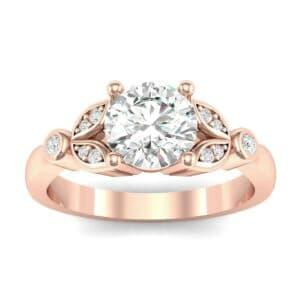 Gardenia Diamond Engagement Ring (0.54 Carat)