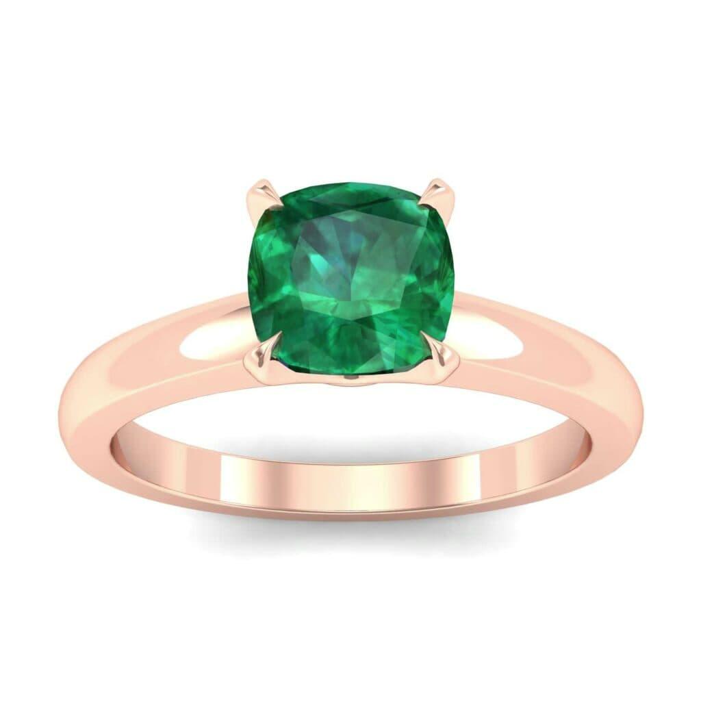 4487 Render 1 01 Camera2 Stone 1 Emerald 0 Floor 0 Metal 2 Rose Gold 0 Emitter Aqua Light 0