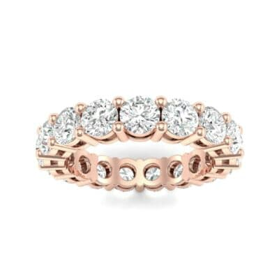 Luxe Shared Prong Diamond Eternity Ring (1.87 Carat)