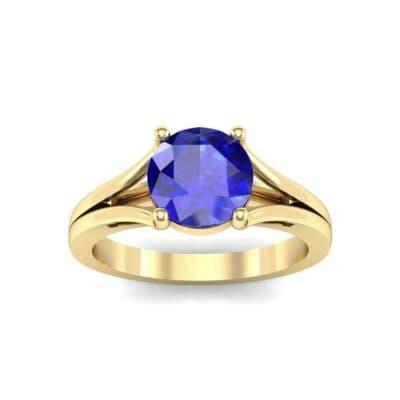 4517 Render 1 01 Camera2 Stone 3 Blue Sapphire 0 Floor 0 Metal 3 Yellow Gold 0 Emitter Aqua Light 0