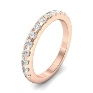 Pave Diamond Ring (0.54 Carat)