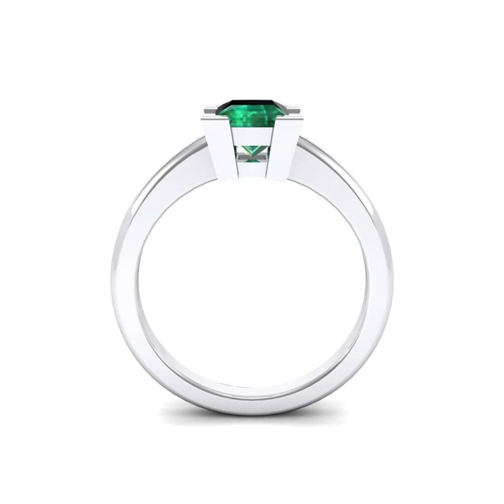 4539 Render 1 01 Camera3 Stone 1 Emerald 0 Floor 0 Metal 4 White Gold 0 Emitter Aqua Light 0