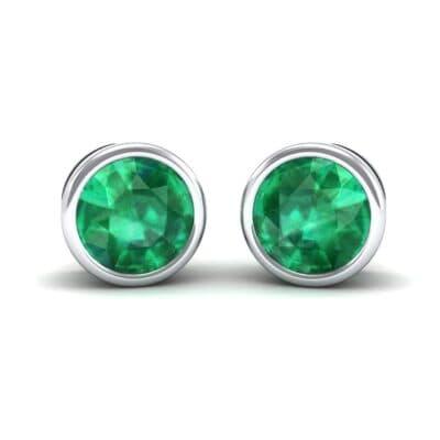4552 Render 1 01 Camera1 Stone 1 Emerald 0 Floor 0 Metal 4 White Gold 0 Emitter Aqua Light 0