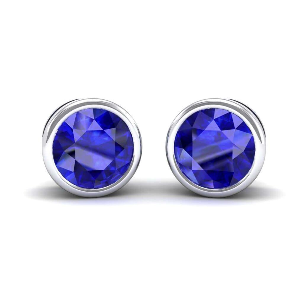 4552 Render 1 01 Camera1 Stone 3 Blue Sapphire 0 Floor 0 Metal 4 White Gold 0 Emitter Aqua Light 0