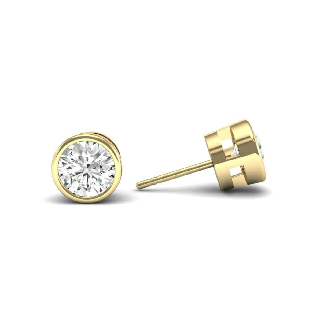 4552 Render 1 01 Camera2 Stone 4 Diamond 0 Floor 0 Metal 3 Yellow Gold 0 Emitter Aqua Light 0