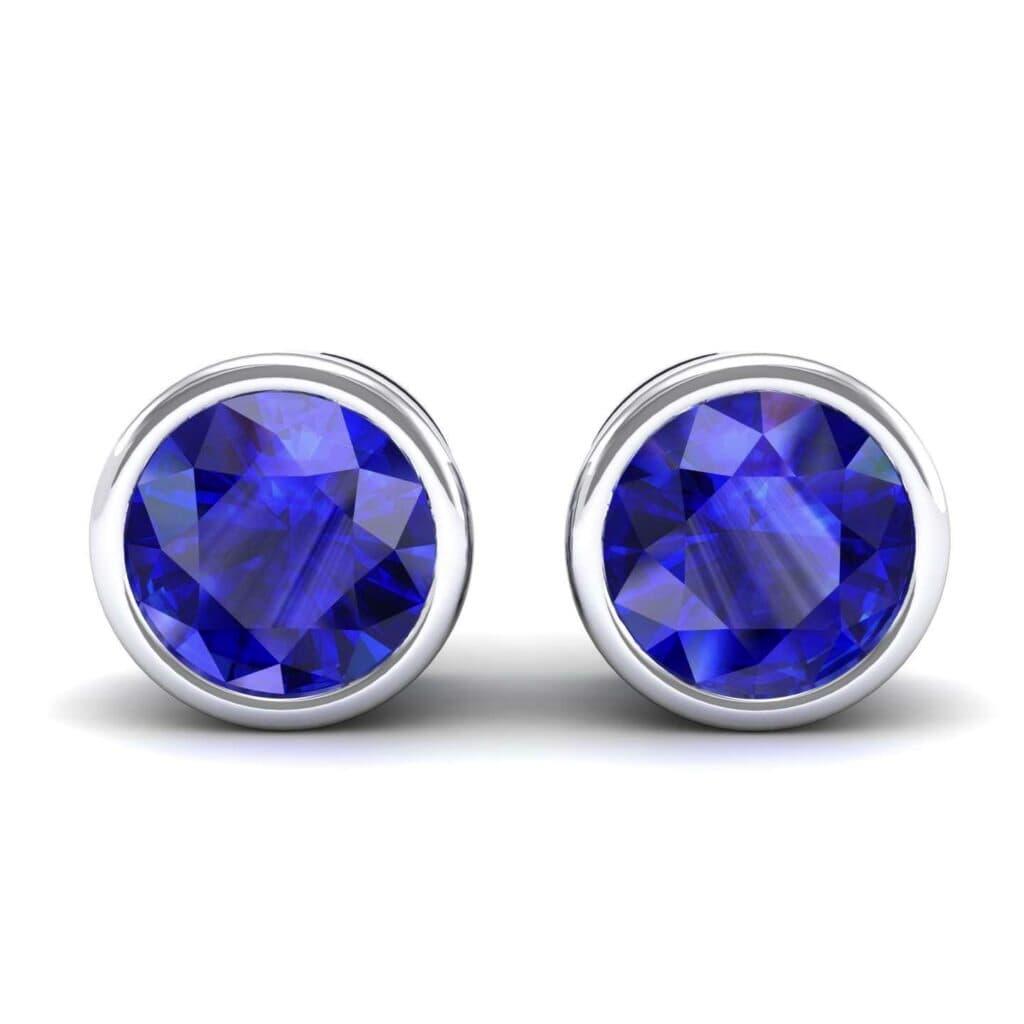 4552 Render 1 01 Camera3 Stone 3 Blue Sapphire 0 Floor 0 Metal 4 White Gold 0 Emitter Aqua Light 0
