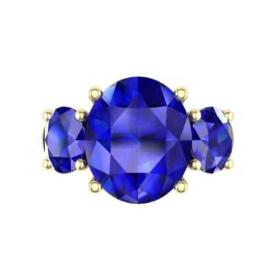 4555 Render 1 01 Camera4 Stone 3 Blue Sapphire 0 Floor 0 Metal 3 Yellow Gold 0 Emitter Aqua Light 0