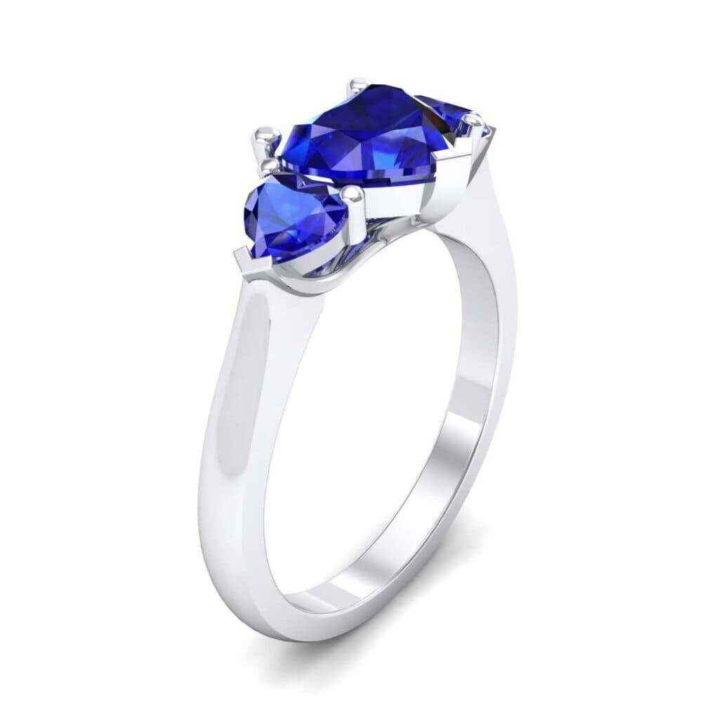4656 Render 1 01 Camera1 Stone 3 Blue Sapphire 0 Floor 0 Metal 4 White Gold 0 Emitter Aqua Light 0