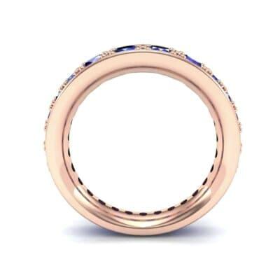 4737 Render 1 01 Camera3 Stone 3 Blue Sapphire 0 Floor 0 Metal 2 Rose Gold 0 Emitter Aqua Light 0