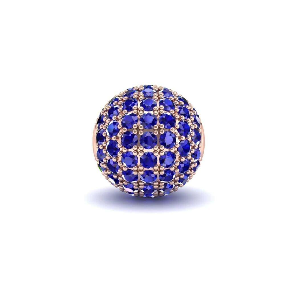 4742 Render 1 01 Camera1 Stone 3 Blue Sapphire 0 Floor 0 Metal 2 Rose Gold 0 Emitter Aqua Light 0