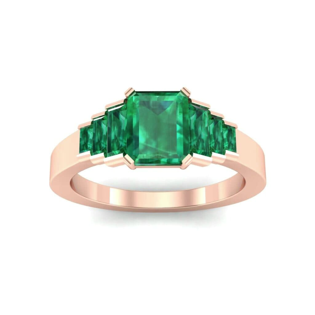 4762 Render 1 01 Camera2 Stone 1 Emerald 0 Floor 0 Metal 2 Rose Gold 0 Emitter Aqua Light 0