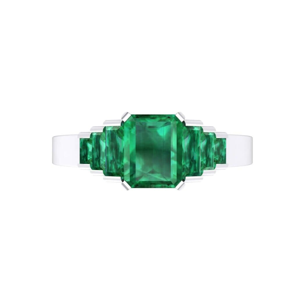 4762 Render 1 01 Camera4 Stone 1 Emerald 0 Floor 0 Metal 4 White Gold 0 Emitter Aqua Light 0