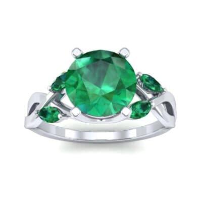 4932 Render 1 01 Camera2 Stone 1 Emerald 0 Floor 0 Metal 1 Platinum 0 Emitter Aqua Light 0