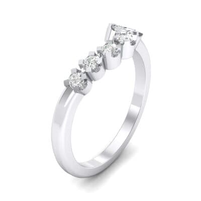 Seven-Stone Constellation Crystals Ring