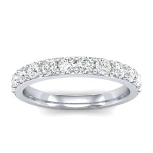 Surface Prong Set Diamond Ring (0.6 Carat)
