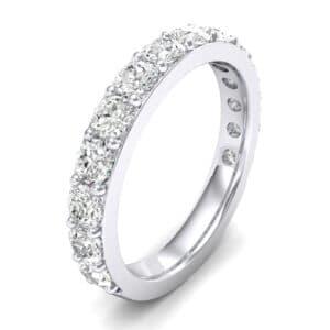Wide Surface Prong Set Diamond Ring (1.26 Carat)