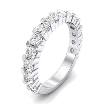 Wide Shared Prong Diamond Ring (1.4 CTW)