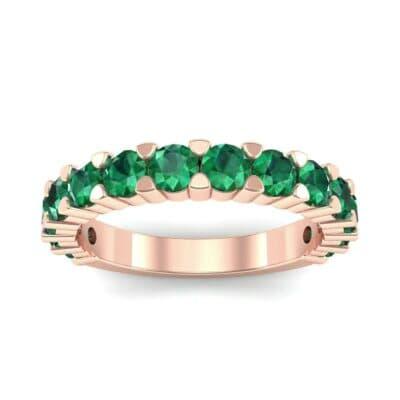 A36363 5 Render 1 01 Camera2 Stone 1 Emerald 0 Floor 0 Metal 2 Rose Gold 0 Emitter Aqua Light 0
