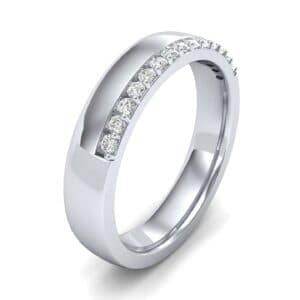 Illusion-Set Diamond Ring (0.16 Carat)