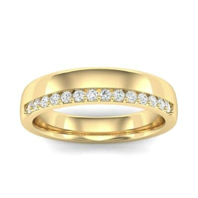 Illusion-Set Diamond Ring (0.16 Carat)