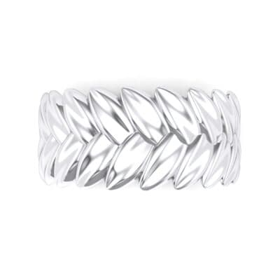 Wreath Ring (0 CTW) Top Flat View