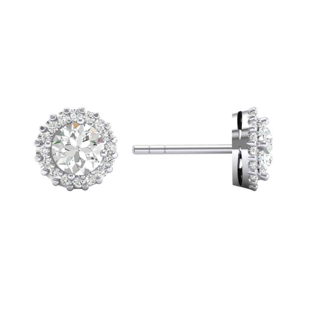 4345 Render 1 01 Camera2 Stone 4 Diamond 0 Floor 0 Metal 4 White Gold 0 Emitter Aqua Light 0