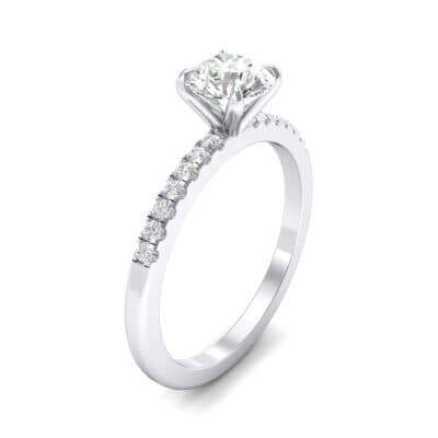 Channel-Set Crystal Ring (0.23 CTW)