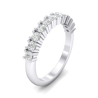Arielle Prong-Set Crystal Ring (0.39 CTW)