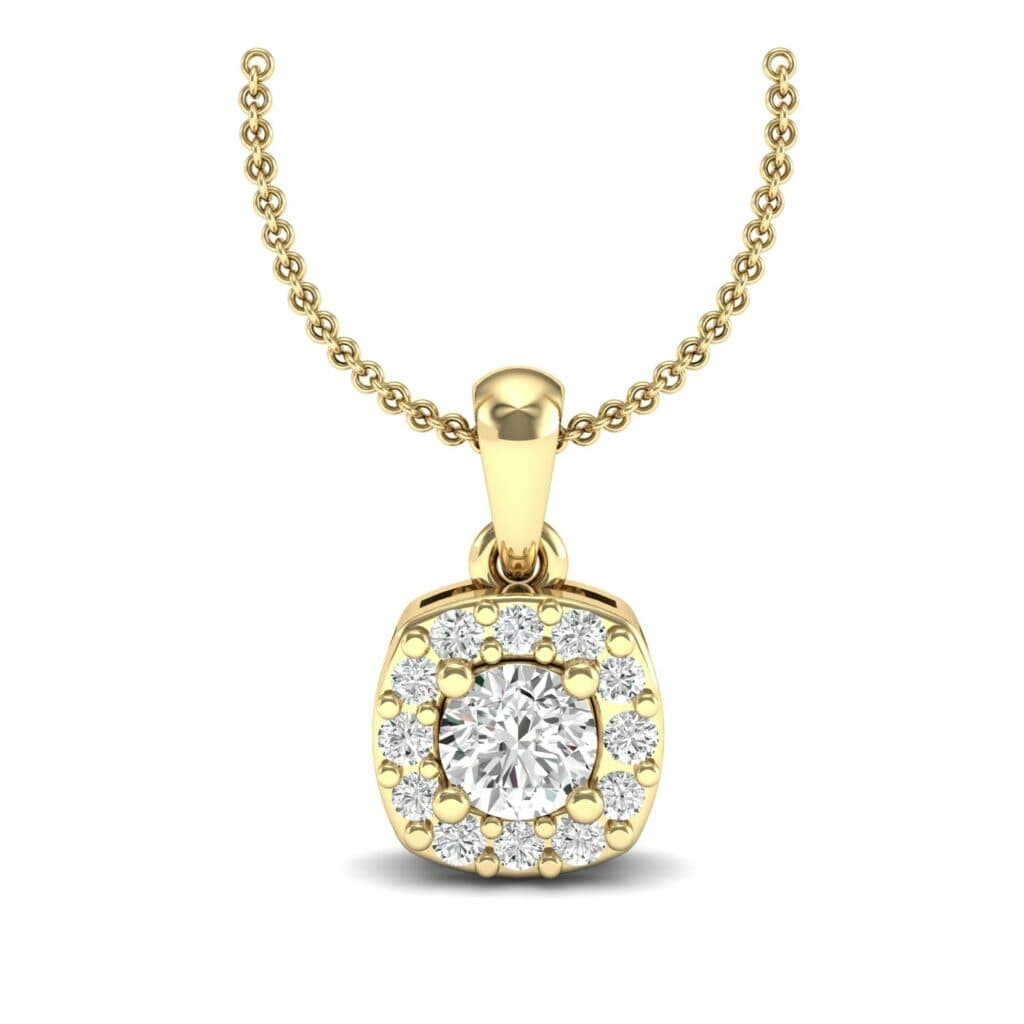 5588 Render 1 01 Camera2 Stone 4 Diamond 0 Floor 0 Metal 3 Yellow Gold 0 Emitter Aqua Light 0