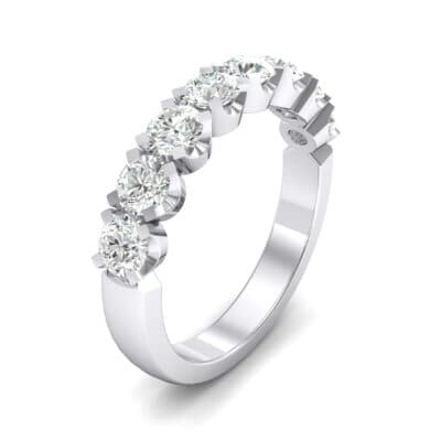Coronet Crystal Ring (1.28 CTW)