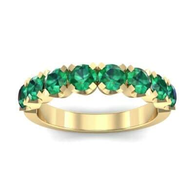 Coronet Emerald Ring (0.52 Carat)