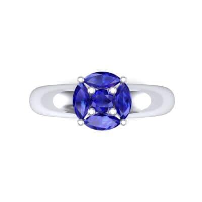 5811 Render 1 01 Camera4 Stone 3 Blue Sapphire 0 Floor 0 Metal 1 Platinum 0 Emitter Aqua Light 0