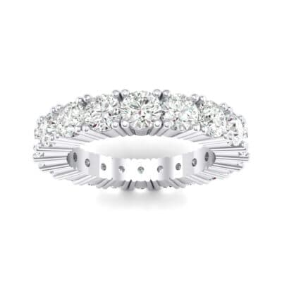 Aria Tapered Crystals Eternity Ring (2.2 Carat)