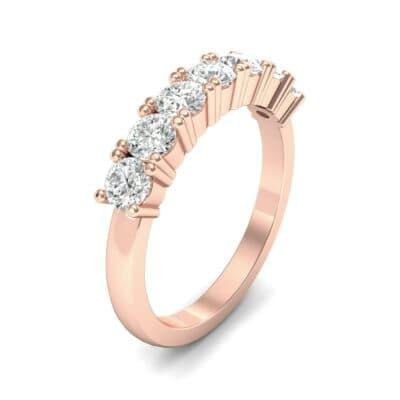 Luxe Seven-Stone Diamond Ring (0.77 Carat)