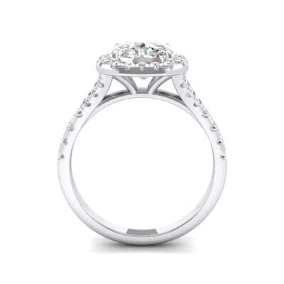 Single-Prong Marquise Crystal Ring (1.15 CTW) Side View