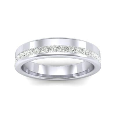 Horizon Princess-Cut Diamond Wedding Ring (0.29 Carat)