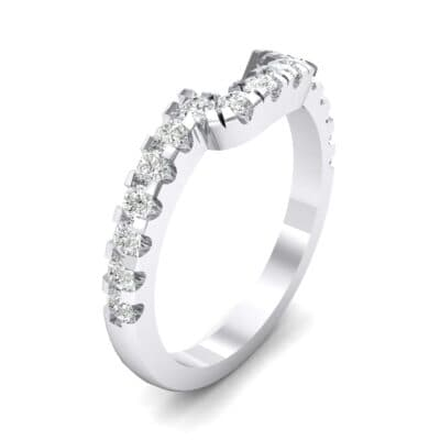Bella Pave Crystal Ring (0.36 CTW)