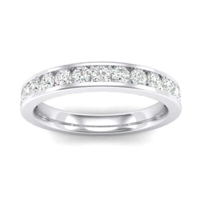 Medium Channel-Set Crystals Ring (1.44 Carat)