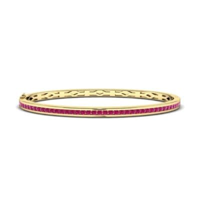Regalia Circlet Ruby Bangle (1.5 Carat)