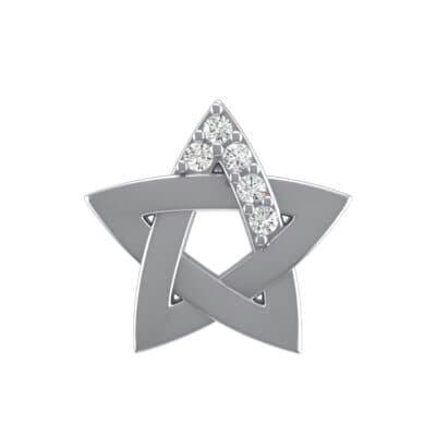 Pentagram Crystals Pendant