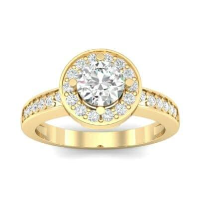 Ij002 Render 1 01 Camera2 Stone 4 Diamond 0 Floor 0 Metal 3 Yellow Gold 0 Emitter Aqua Light 0