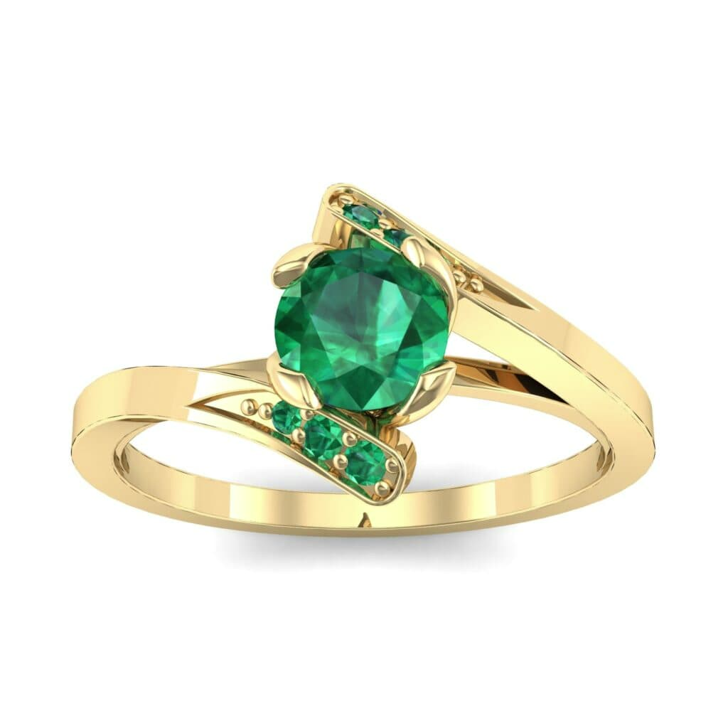 Ij004 Render 1 01 Camera2 Stone 1 Emerald 0 Floor 0 Metal 3 Yellow Gold 0 Emitter Aqua Light 0.jpg