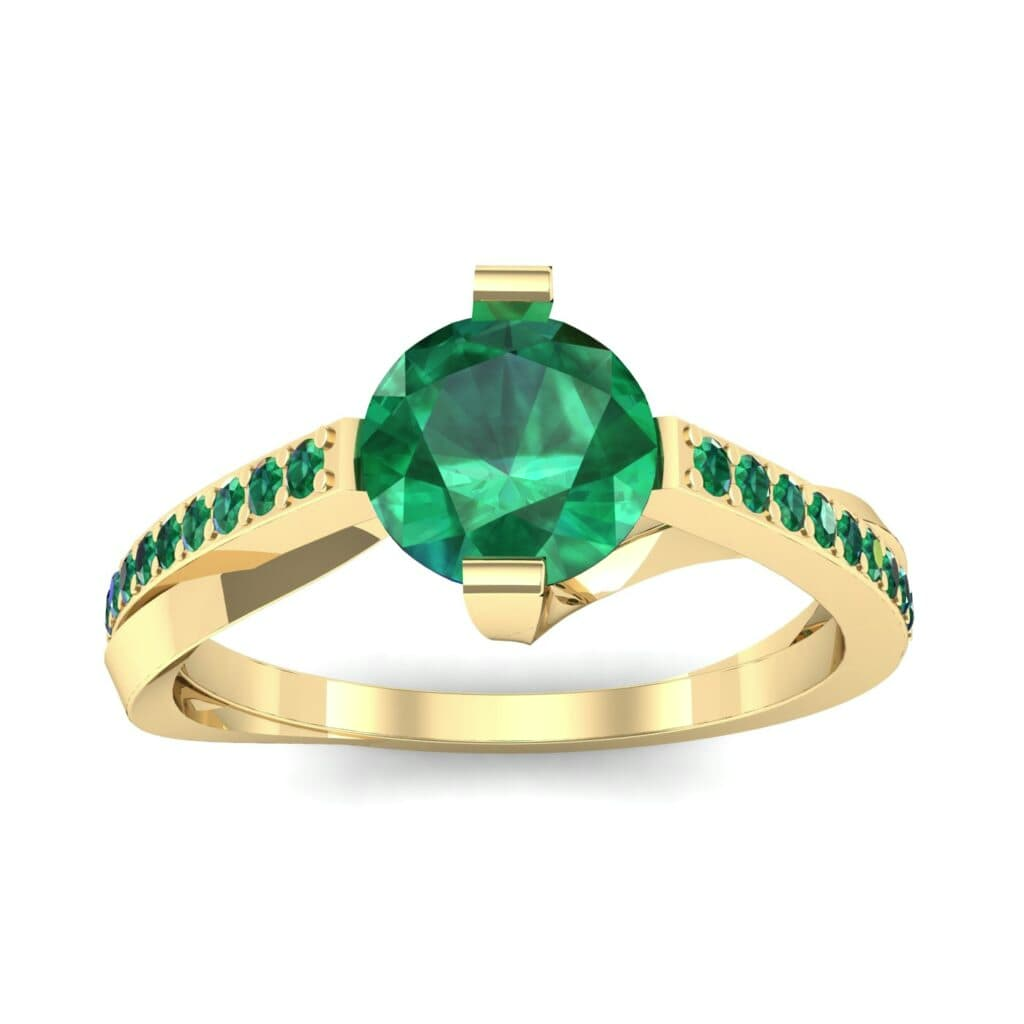 Ij005 Render 1 01 Camera2 Stone 1 Emerald 0 Floor 0 Metal 3 Yellow Gold 0 Emitter Aqua Light 0.jpg