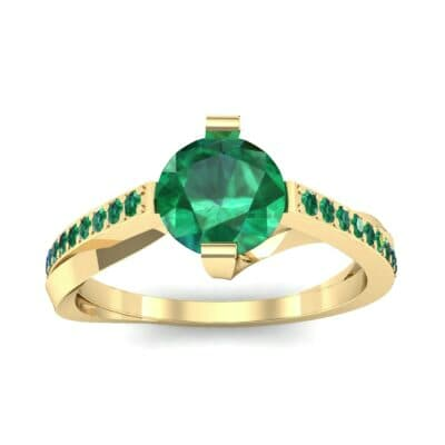 Ij005 Render 1 01 Camera2 Stone 1 Emerald 0 Floor 0 Metal 3 Yellow Gold 0 Emitter Aqua Light 0.jpg