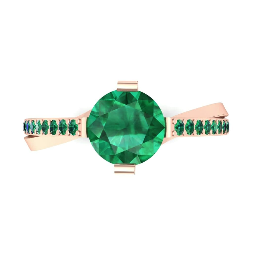 Ij005 Render 1 01 Camera4 Stone 1 Emerald 0 Floor 0 Metal 2 Rose Gold 0 Emitter Aqua Light 0.jpg