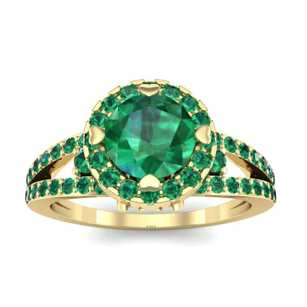 Ij006 Render 1 01 Camera2 Stone 1 Emerald 0 Floor 0 Metal 3 Yellow Gold 0 Emitter Aqua Light 0.jpg