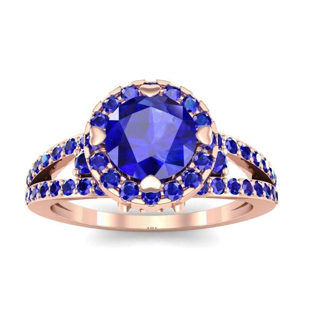 Ij006 Render 1 01 Camera2 Stone 3 Blue Sapphire 0 Floor 0 Metal 2 Rose Gold 0 Emitter Aqua Light 0.jpg